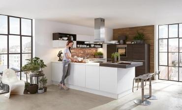 Grifflose Küchen mit einem Hauch Eleganz_3