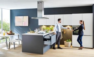 Grifflose Küchen mit einem Hauch Eleganz_4